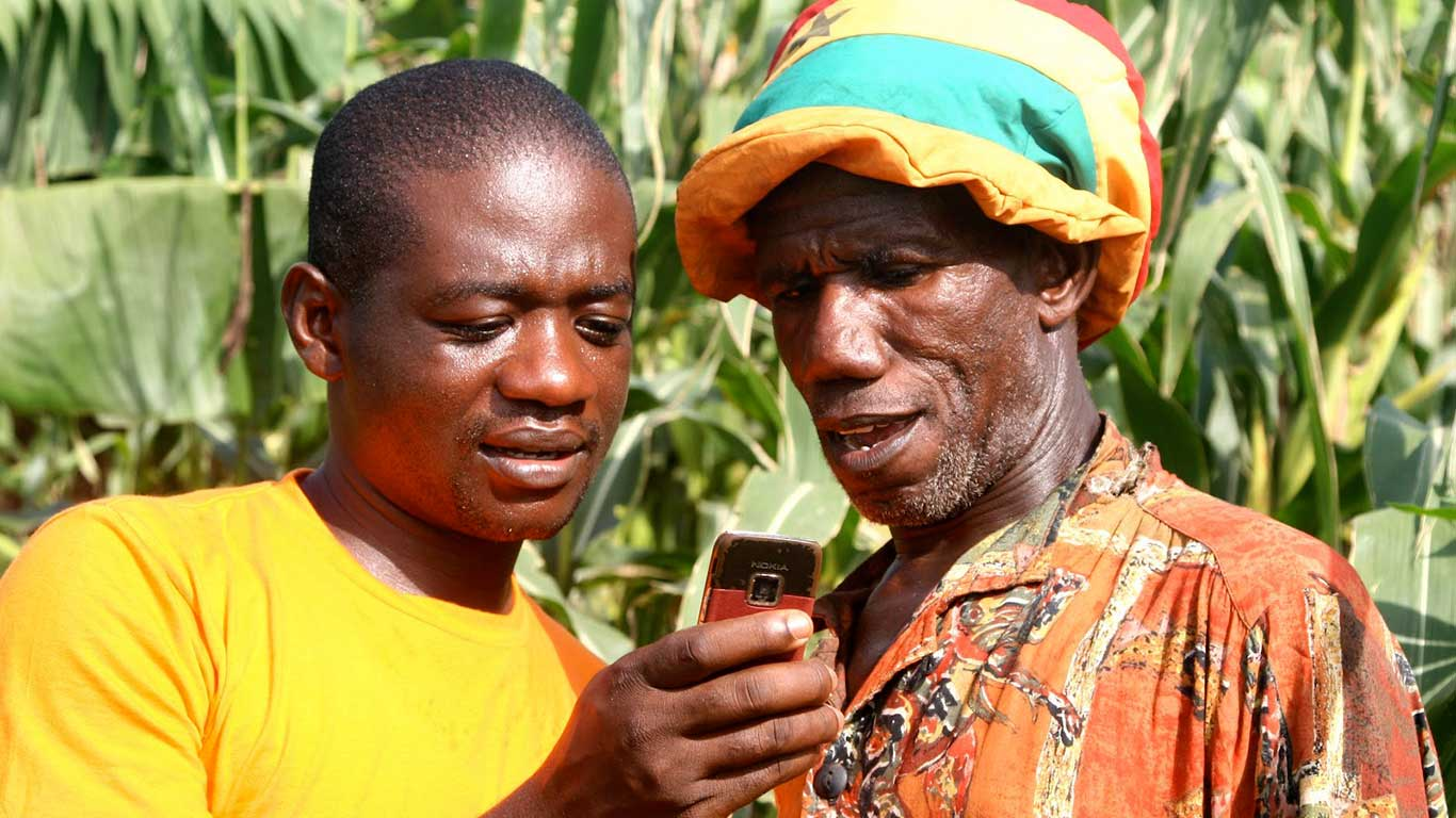 Esoko is an agricultural profiling and messaging service.