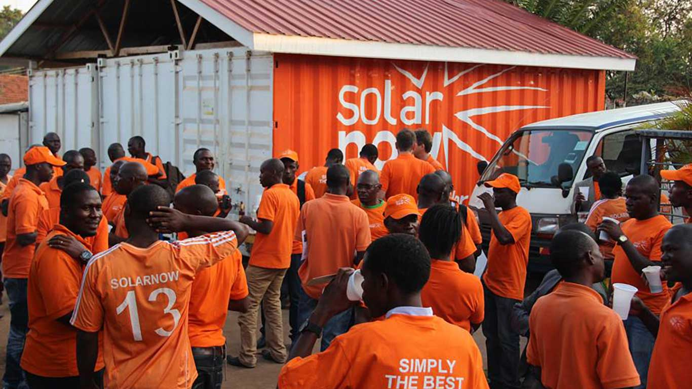 SolarNow is a for profit social business with Dutch origins, passionate about transforming lives by providing high quality solar energy and financing solutions in East Africa.