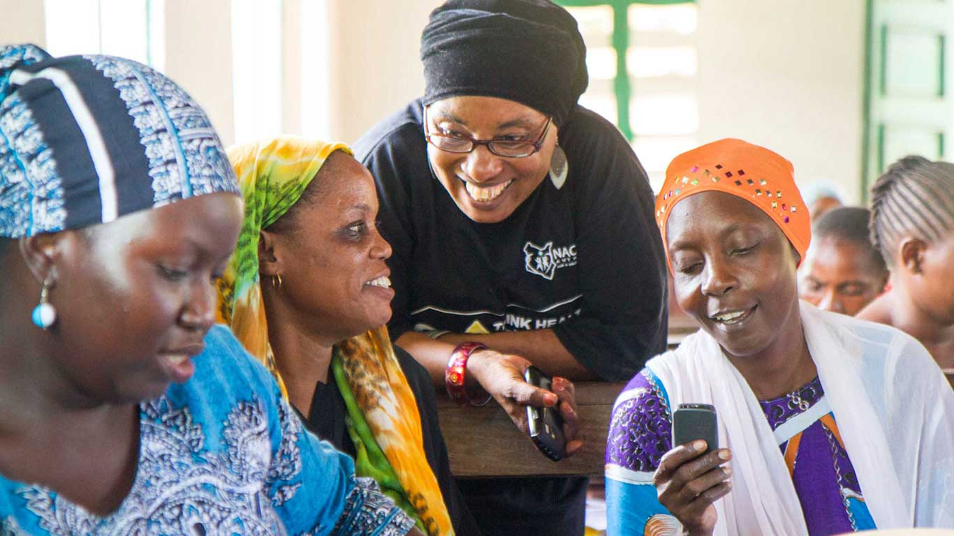 Medic Mobile combines SMS messaging, data collection, and analytics for health workers and health systems in hard-to-reach areas with or without internet connectivity.