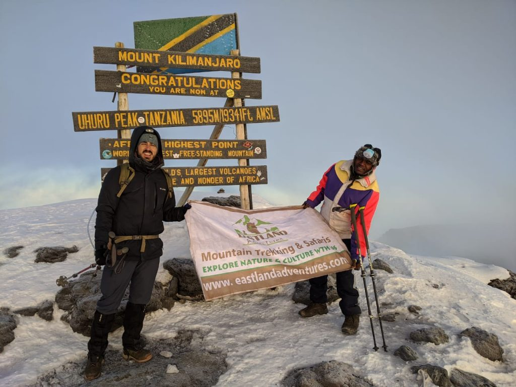 Best Kilimanjaro and Safaris outfitter